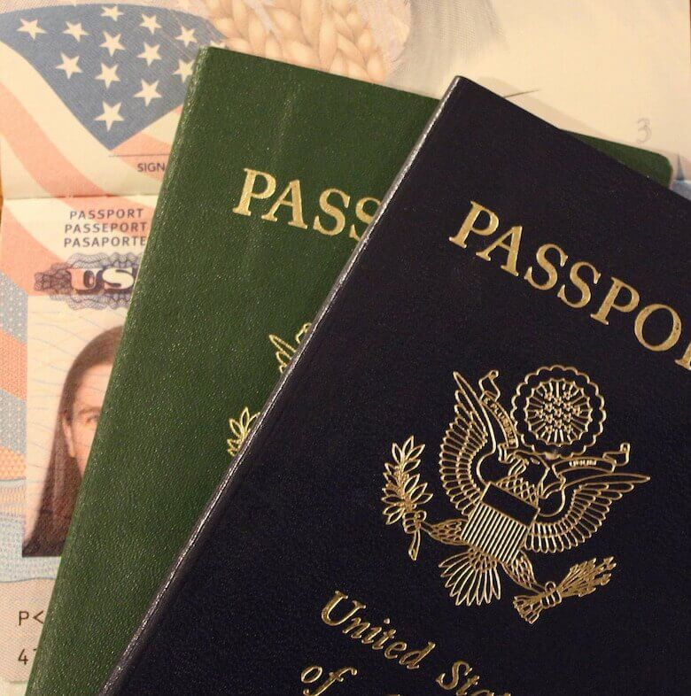 457 visa passport