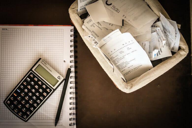 managing bills and loans
