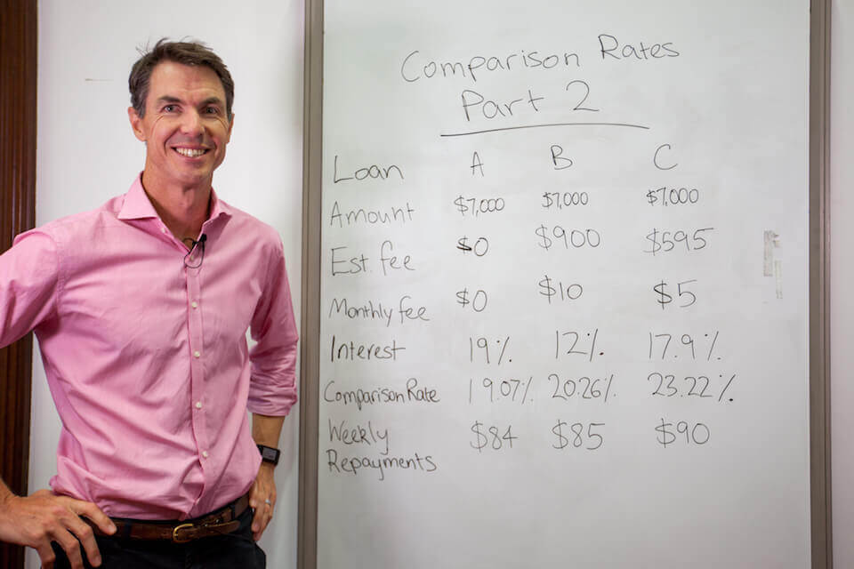 Paul Walshe Comparison Rates