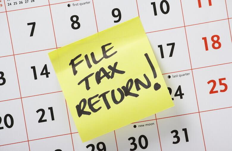 lodge tax return