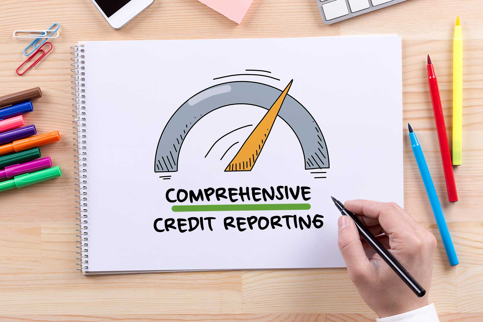 What is Comprehensive Credit Reporting