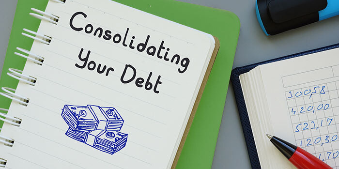 consolidating your debt